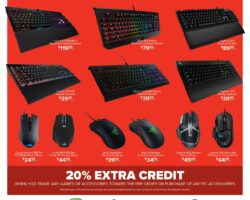 GameStop Cyber Week Deals 2019