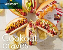Walmart Weekly Ad May 22 – June 23, 2020. Summer Savings