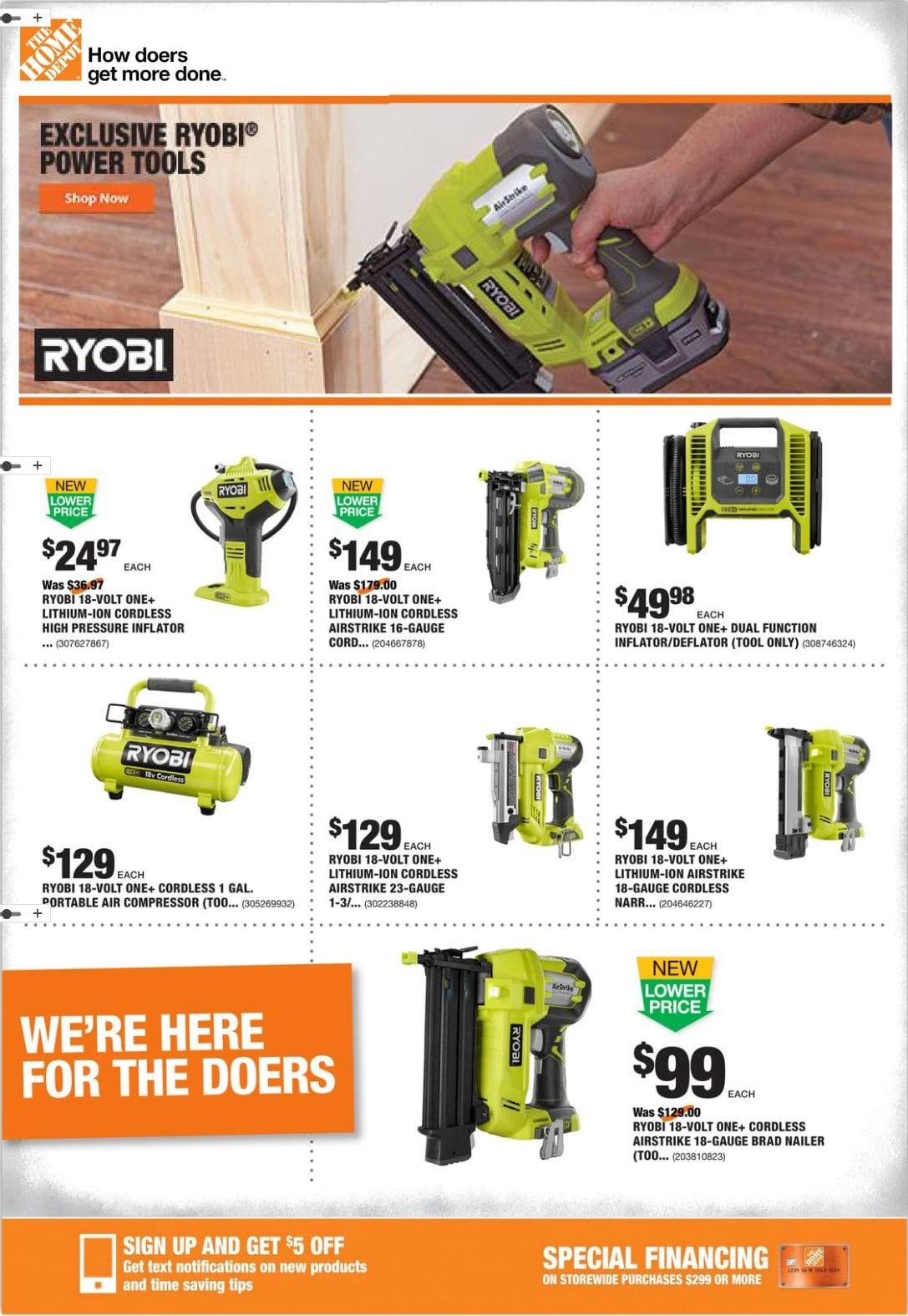 Home Depot Weekly Ad May 28 – June 4, 2020