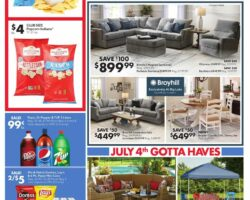 Big Lots Weekly Ad June 20 - July 4, 2020. july 4th Gotta Haves!