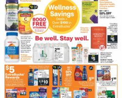 CVS Weekly Ad May 31 - June 6, 2020