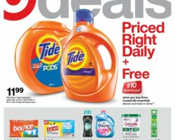 Target Weekly Ad July 5 - July 11, 2020. Lower Prices & Great Deals!