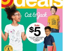 Target Weekly Ad August 2 - August 8, 2020. Start School in Style!