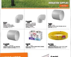 Home Depot Ad Weekly Ad July 9 - July 16, 2020. Exterior Lightning on Sale!