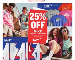 Academy Sports Weekly Ad August 3 - August 9, 2020. Back To School Savings!