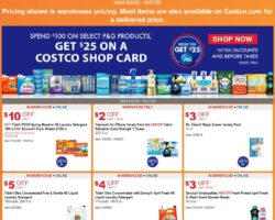 Costco Ad September 2 - September 27, 2020