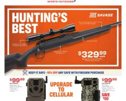 Academy Sports Weekly Ad September 14 - September 27, 2020. Hunting's Best