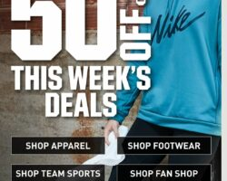 Dick's Weekly Ad September 27 - October 3, 2020. Up to 50% Off Deals!