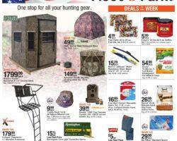 Fleet Farm Weekly Ad September 25 - October 3, 2020. Hunting Gear on Sale!
