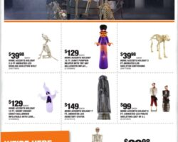 Home Depot Ad Weekly Ad October 15 - October 22, 2020. Go Spooktacular This Season!
