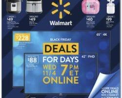 Walmart Black Friday Ad 2020