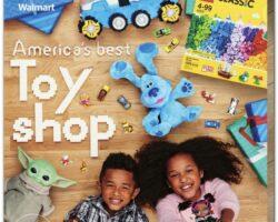 Walmart Toy Catalog 2020