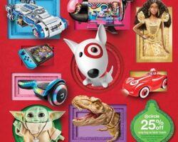 Target Holiday Toy Catalog 2020