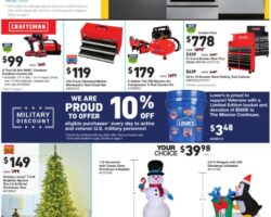 Lowe's Weekly Ad November 5 - November 18, 2020. Save On Appliances!