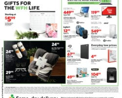 Staples Weekly Ad November 15 - November 21, 2020