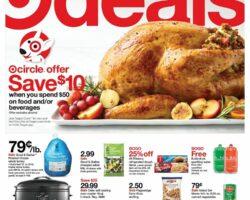 Target Weekly Sale November 15 - November 21, 2020