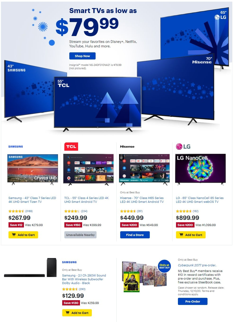 Best Buy Weekly Ad March 5 March 7 2021