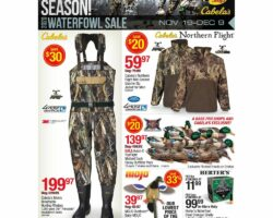 Bass Pro Shops Weekly Ad November 19 - December 9, 2020