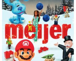 Meijer Holiday Toy Catalog 2020