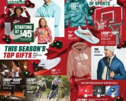 Dick's Weekly Ad November 10 - November 21, 2020