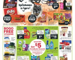 CVS Weekly Ad Sale October 25 - October 31, 2020