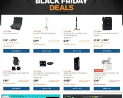 B&H Photo Black Friday Deals 2020