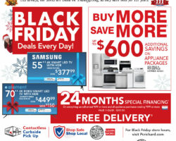 PC Richard & Son Black Friday Ad 2020