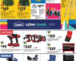 Lowe's Early Black Friday Deals 2020