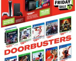 Gamestop Black Friday Sales Ad 2020