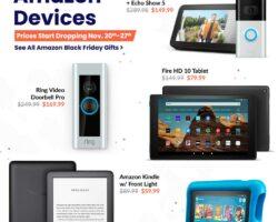 Amazon Black Friday Sales Ad 2020