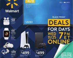 Walmart Black Friday 2020