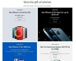 AT&T Black Friday Sales Ad 2020