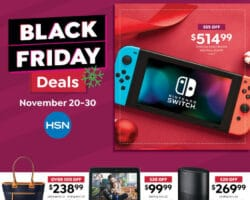 HSN Black Friday Deals 2020