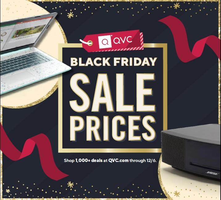QVC Black Friday Sales Ad 2020