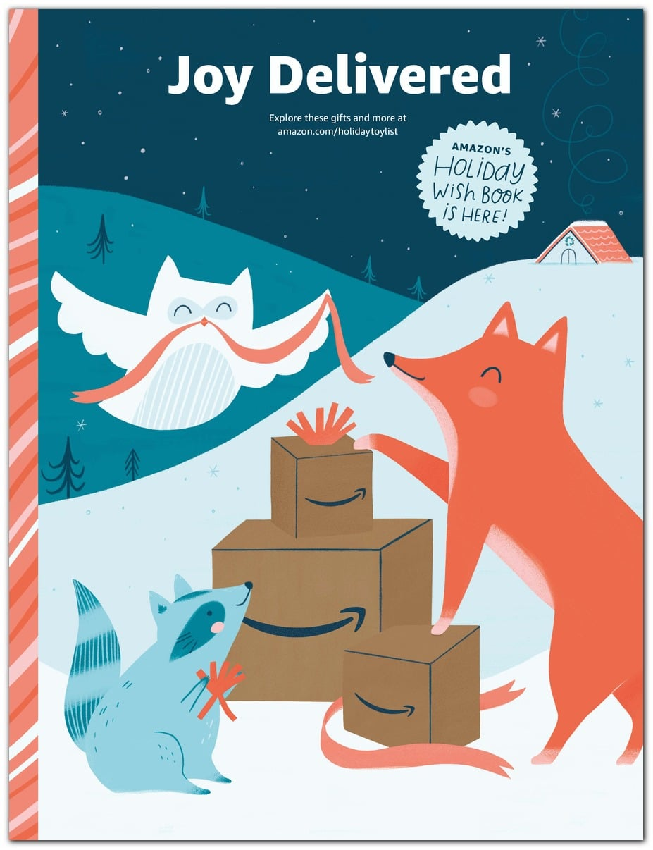 Amazon Toy Catalog 2020
