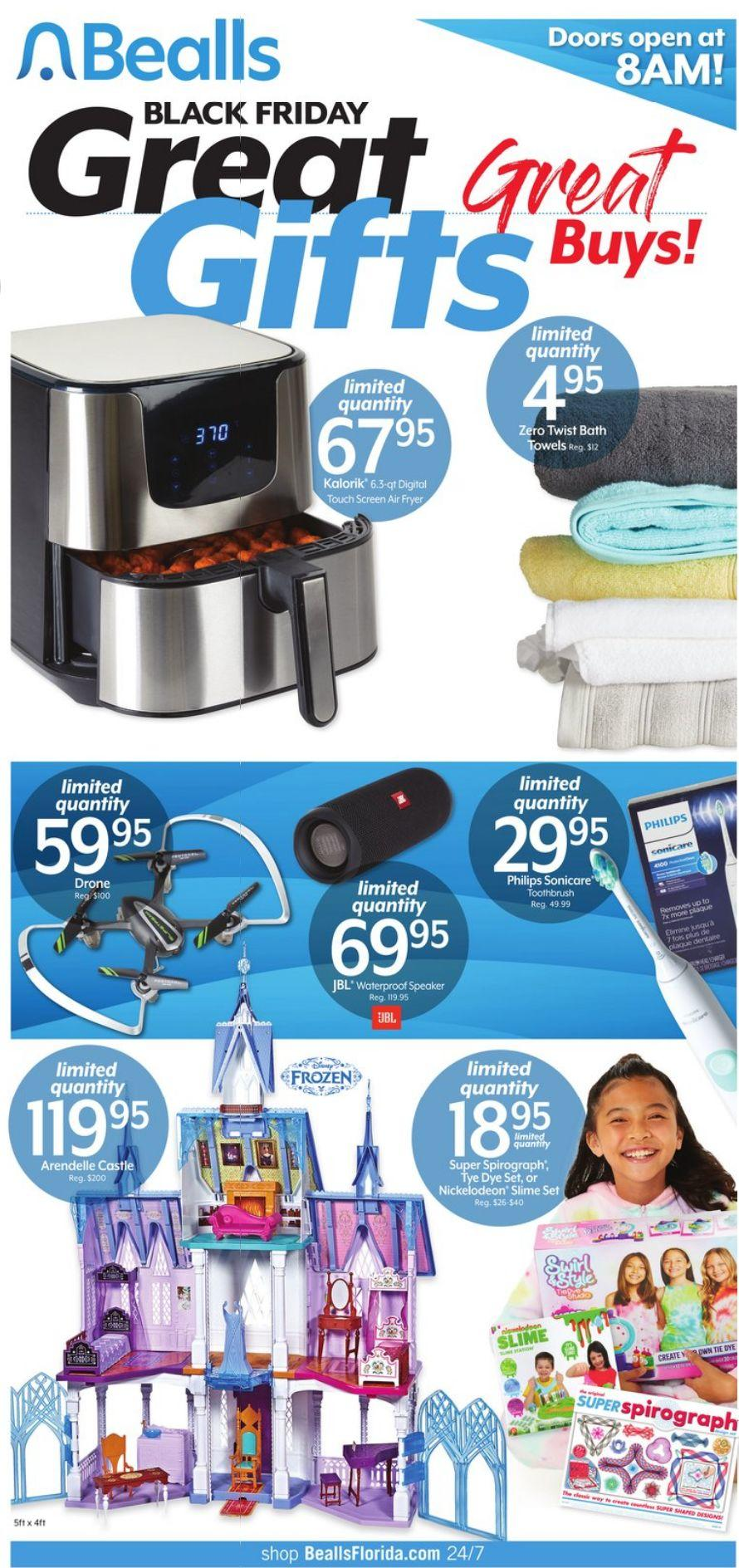 Bealls Black Friday Sales Ad 2020
