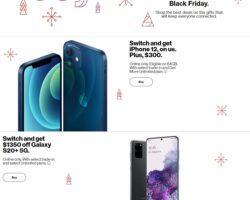 Verizon Black Friday Deals 2020