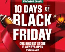 Dick's Sporting Goods Black Friday Ad 2020