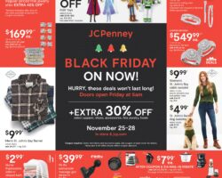 JCPenney Black Friday Ad 2020