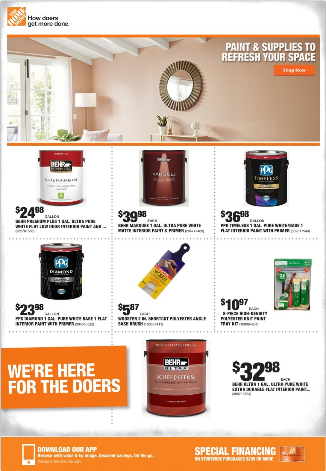 Home Depot Weekly Ad March 4 - March 11, 2021