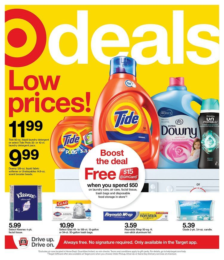 Target Weekly Ad February 26 - March 6, 2021