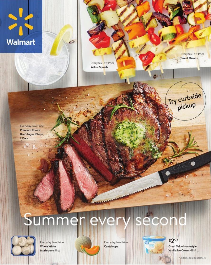 Walmart Weekly Ad June 2 - June 29, 2021