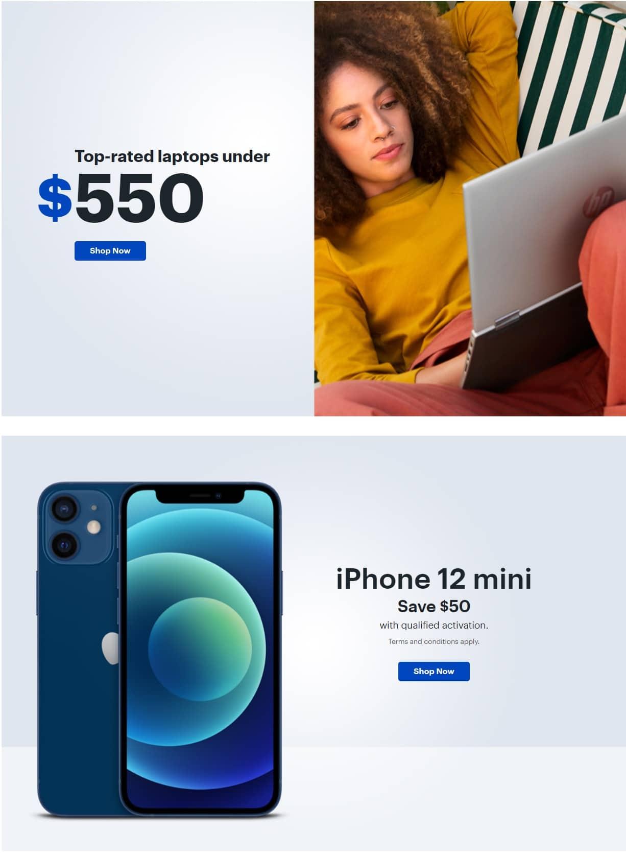 Best Buy Weekly Ad April 12 - April 15, 2021